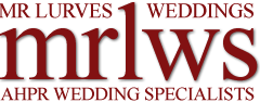 Mr Lurves Wedding Specialists